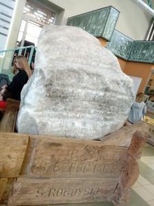 Kamień soli